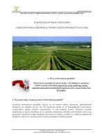 24 najčešćih pitanja i odgovora o meliorativnoj gnojidbi