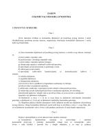 Zakon o komunalnim djelatnostima 124-11