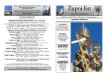 Župni list - Svetište Studenci