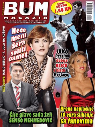 1.50 KM - bum magazin