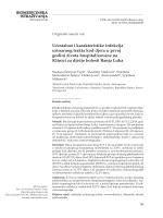 Učestalost i karakteristike infekcija urinarnog trakta kod djece u prvoj