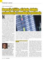 2011/07 Ulažu li Hrvati u investicijske fondove