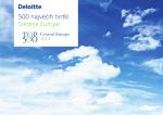 500 najvećih tvrtki Srednje Europe