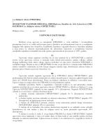 Ugovor o zastupanju - Argumentum Veritas