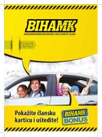 brošure o karakteristikama proizvoda