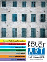 slika - kotorski festival pozorišta za djecu