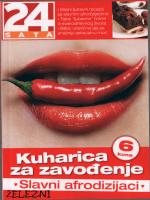 Slasni ljubavni recepti sa slavnim afrodizijacima • Tajne