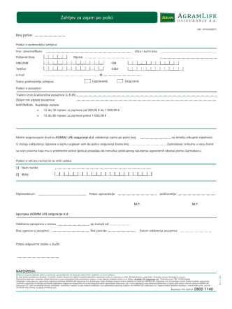 6_02 Zahtjev za zajam po polici ŽO