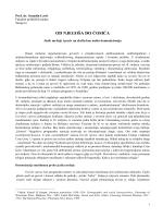 Od Njegoša do Ćosića – mitsko mišljenje