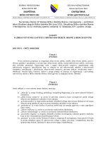 Zakon o zdravsvenoj zastiti u Brcko distriktu BiH - H