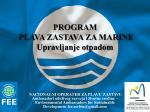 Upravljanje otpadom - Ambasadori održivog razvoja i životne sredine