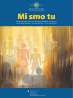 analiza i preporuke za sprječavanje diskriminacije u području