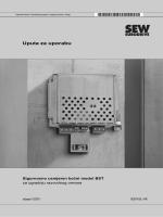 Sigurnosno usmjeren kočni modul BST za