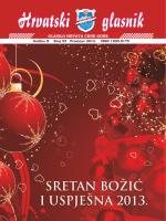Glasnik 92 - Hrvatsko građansko društvo Crne Gore