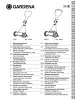 OM, Gardena, 4018, 4022, 400, 400 C, Vretenaste kosilice, 2014-07