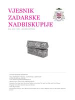 vjesnik 9-10 2011 - Vjesnici Zadarske nadbiskupije