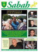 SABAH - Vijeće bošnjačke nacionalne manjine Grada Zagreba