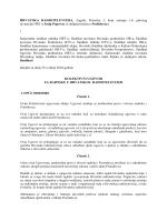 HRVATSKA RADIOTELEVIZIJA, Zagreb, Prisavlje 3, koju