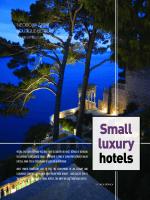 Small luxury hotels - Lešić Dimitri Palace