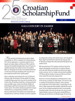 gala concert in zagreb - Croatian Scholarship Fund