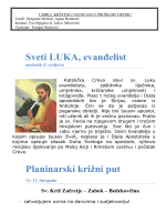 Sveti Križ Začretje, 14 - Župa Sveti Križ Začretje