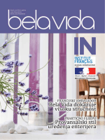 Bela Vida IN, juni 2012