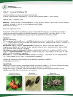 VOLLEY - acetamiprid 200g/kg WG Insekticid za