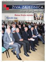 lebendige gemeinde - KROATENSEELSORGE IN DEUTSCHLAND