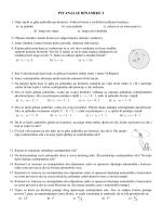 Pitanja i zadaci za modul 3