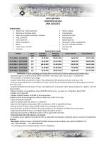 HOTEL BISTRICA CJENOVNIK USLUGA ZIMA 2014/2015
