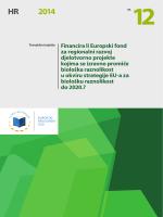 Financira li Europski fond za regionalni razvoj djelotvorno