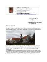 Pomoć Hrvatskom Čuntiću - Udruga branitelja 151. samoborske