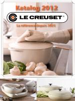 Preuzmite Le Creuset katalog