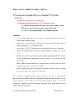 POGLAVLJE 3- Prve dvije tocke.pdf - Tehnologija obrade materijala