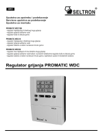 Regulator grijanja PROMATIC WDC