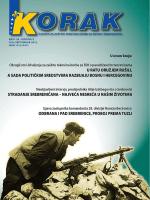 korak - Udruženje za zaštitu tekovina borbe za Bosnu i Hercegovinu