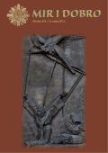 mir i dobro,1-2_2013.pdf - Hercegovačka franjevačka provincija
