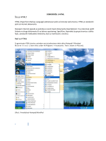 DOBRODOŠLI U HTML I deo