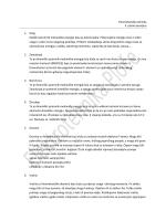 Finomehanička tehnika II. pisana provjera 1. Uteg Statički - T-com