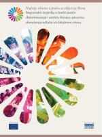 Regionalni izvještaj o borbi protiv diskriminacije i učešću