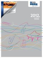 Godišnje izvješće 2012.