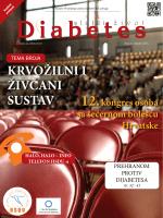 program kongresa 2015. - Hrvatski savez dijabetičkih udruga