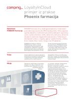 LoyaltyInCloud primjer iz prakse Phoenix farmacija