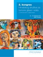 2. kongres Hrvatskog društva za tumore glave i vrata