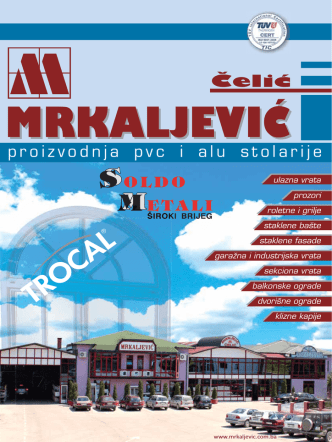 Čelić - Mrkaljevic doo