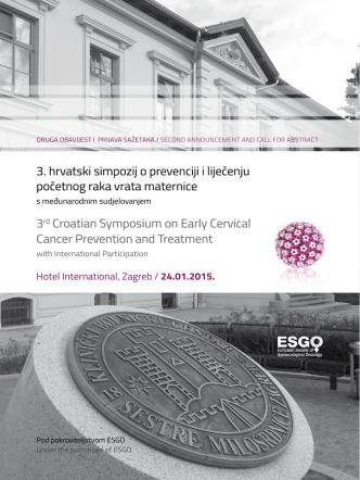 3. hrvatski simpozij o prevenciji i liječenju početnog raka vrata