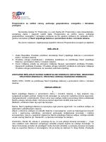 MINISTARSTVO FINANCIJA - Socijalno partnerstvo