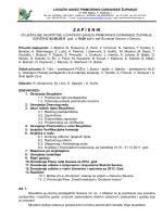 02. lipnja 2012. - Lovački savez Primorsko goranske županije
