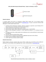 ECKey EK4-MK4 Enterprise Bluetooth Relay / Upute za instalaciju