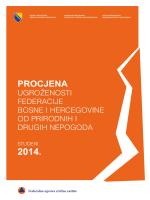 PROCJENA - Federalna uprava civilne zaštite
